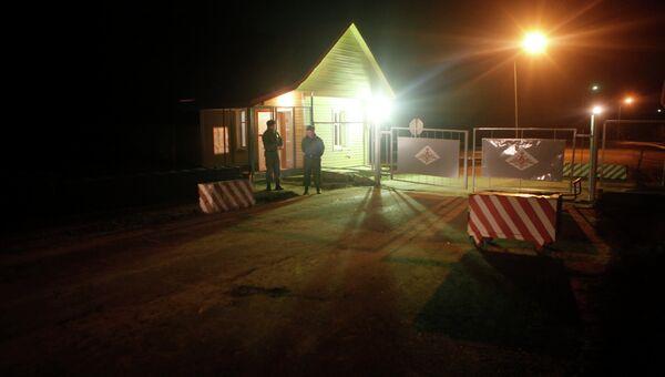 На военном полигоне в Псковской области прогремел взрыв