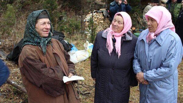 Кузбасская отшельница Агафья Лыкова