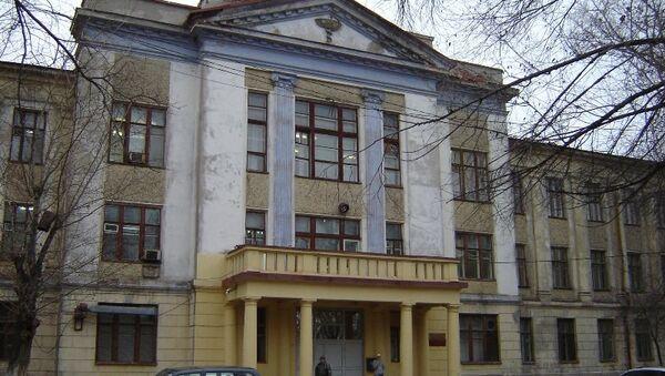 Самарская городская клиническая больница № 2 имени Н.А.Семашко, архивное фото