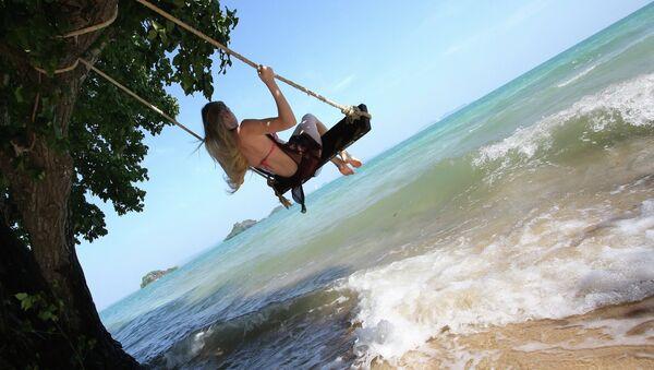 Отдых на острове Ко-Самет, Таиланд