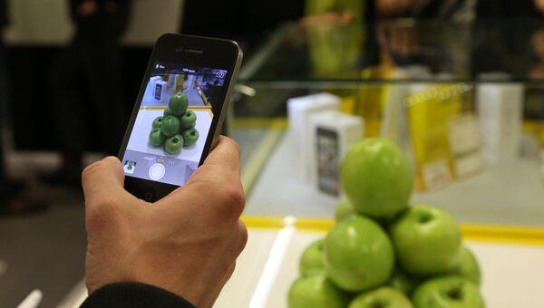 Старт продаж iPhone 5s и 5c