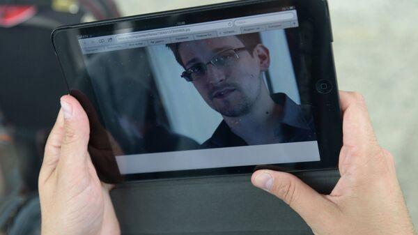 Эдвард Сноуден. Архивное фото.