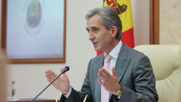 Премьер-министр Молдавии Юрий Лянкэ, архивное фото