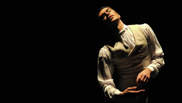 Артист балета Николай Цискаридзе