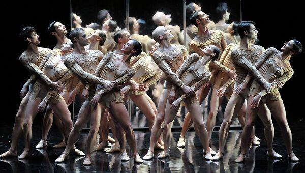 Балет Magnifique (Великолепие) в исполнении труппы Malandain Ballet Biarritz