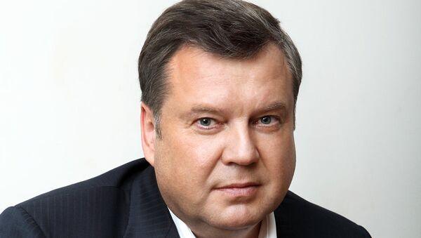 Президент Балтийского форума Янис Урбанович