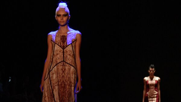 Mercedes-Benz Fashion Week, архивное фото