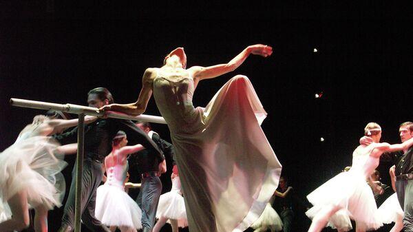Спектакль Театра балета Бориса Эйфмана Красная Жизель