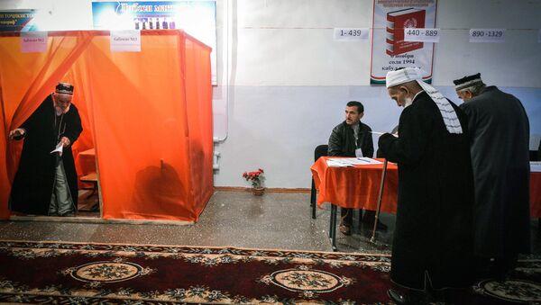 Выборы президента Таджикистана