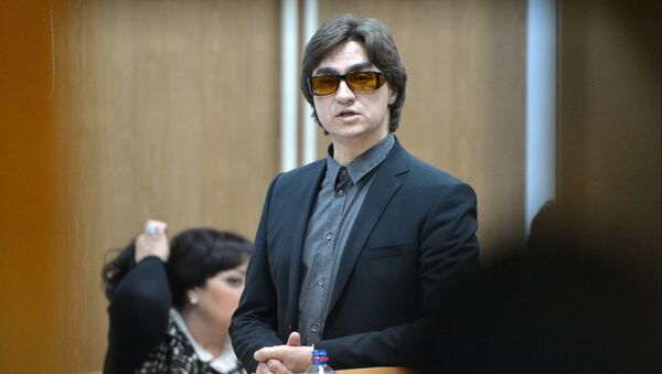 Сергей Филин в суде