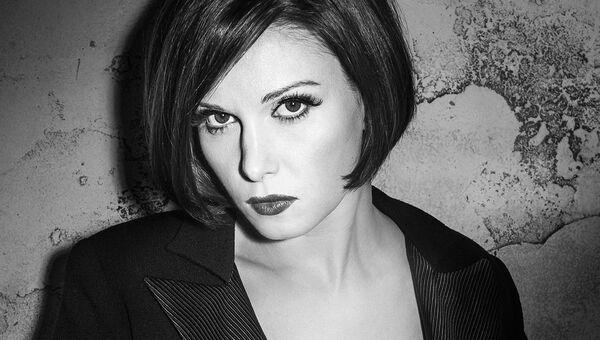 Актриса Александра Урсуляк, архивное фото