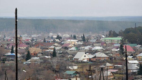 Маслянино Новосибирской области. Архивное фото
