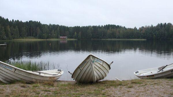 Почти каждое финское озеро предоставляет полный спектр туристических забав