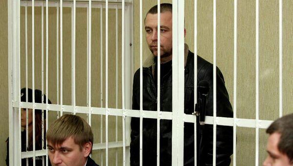 Экс-инспектор ДПС Алексей Мозго, архивное фото