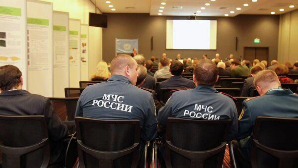 Международная выставка-конгресс «Технологии противопожарной защиты. Экология. Климат – 2013» в МВК Новосибирск Экспоцентр