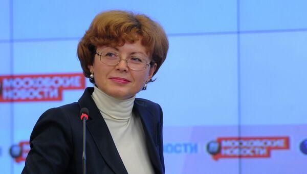 Вита Викторовна Кириченко,  директор  гимназии 1520