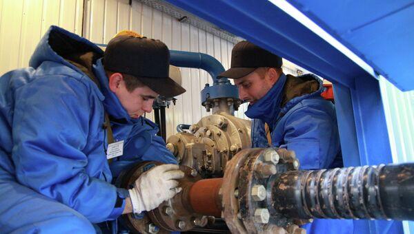 Учения на Нововоронежской АЭС, фото с места события