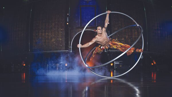 Шоу Dralion в Cirque du Soleil