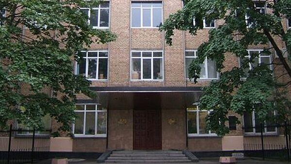 Институт кристаллографии им. А.В. Шубникова, архивное фото