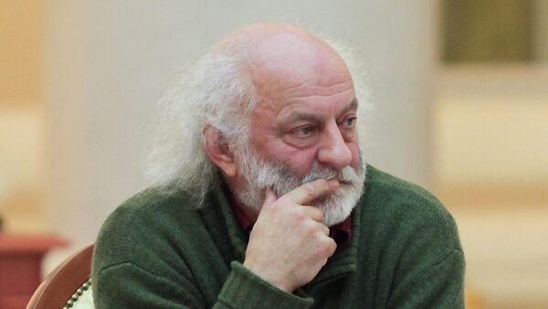 Художественный руководитель Цирка на Фонтанке Вячеслав Полунин. Архивное фото