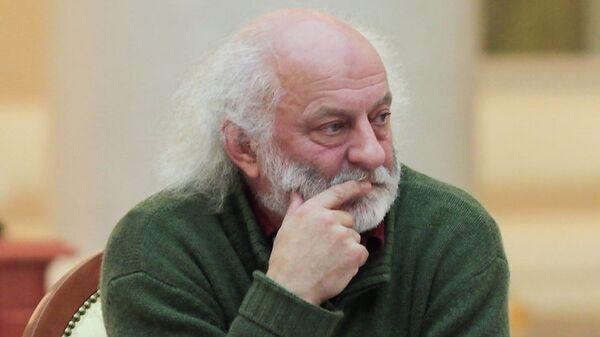 Художественный руководитель Цирка на Фонтанке Вячеслав Полунин