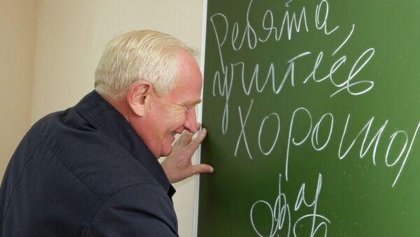 Экс-губернатор Томской области Виктор Кресс, фото из архива