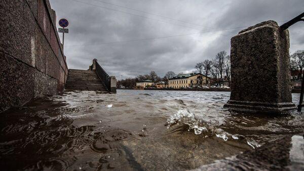 Ситуация в Петербурге. Архивное фото