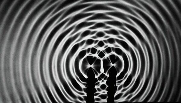 Беренис Эббот. Круговая волна. 1958-61