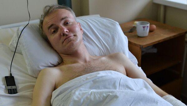 Экс-кандидат в мэры Астрахани Олег Шейн госпитализирован с ножевыми ранениями