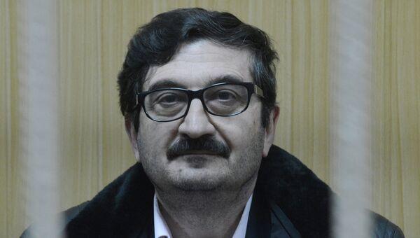 Вице-президент организации Опора России Павел Сигал, архивное фото