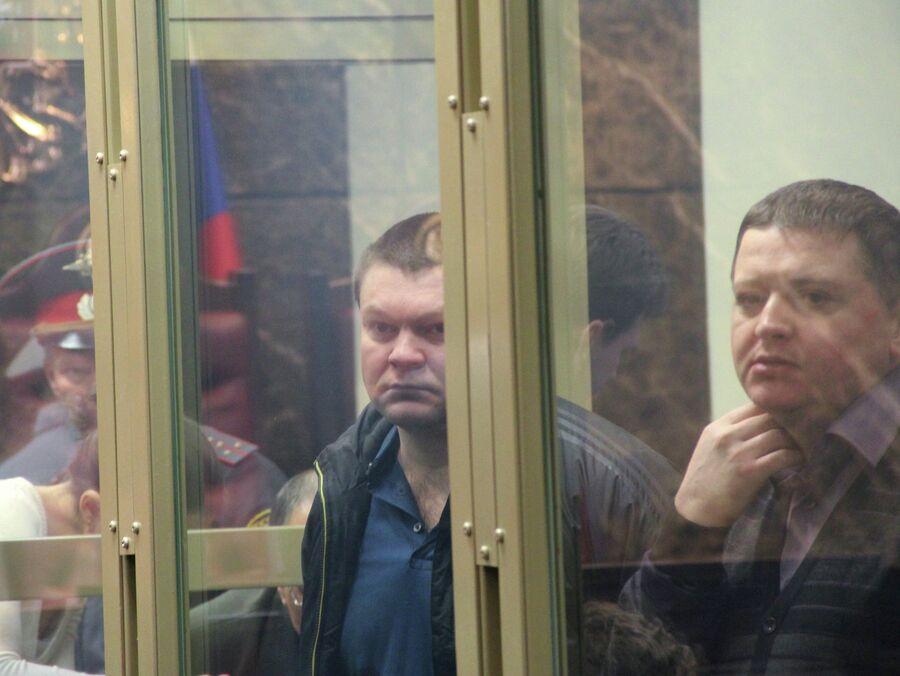 Слушание по делу банды Цапковские в Краснодаре