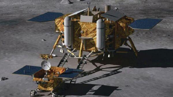 Китайский зонд Чанъэ-3 будет запущен к Луне в начале декабря