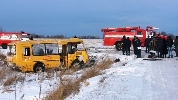 ДТП в Иркутской области. Фото с места события