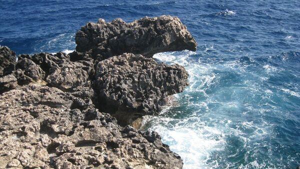 Морской берег на Кипре. Архивное фото