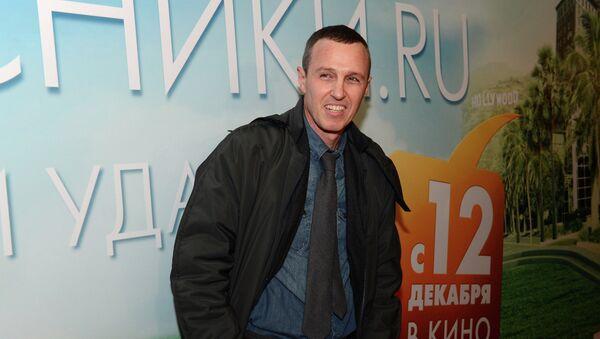 Актер Игорь Верник. Архивное фото
