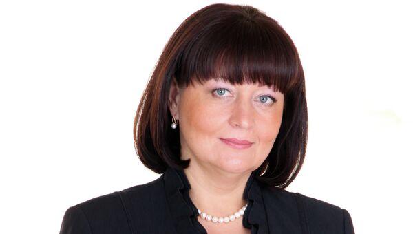 Мэр Ульяновска Марина Беспалова. Архивное фото