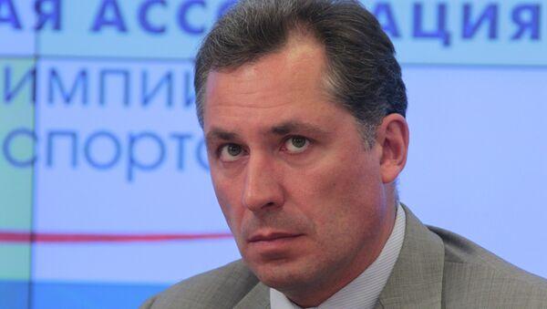 Станислав Поздняков. Архивное фото.
