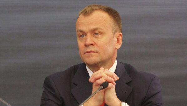 Сергей Ерощенко. Архивное фото.