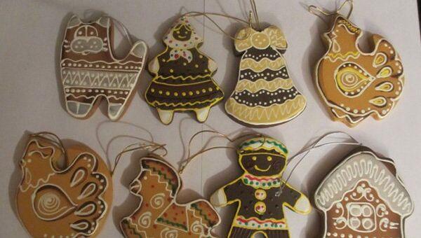 Благотворительный Рождественский базар-2013