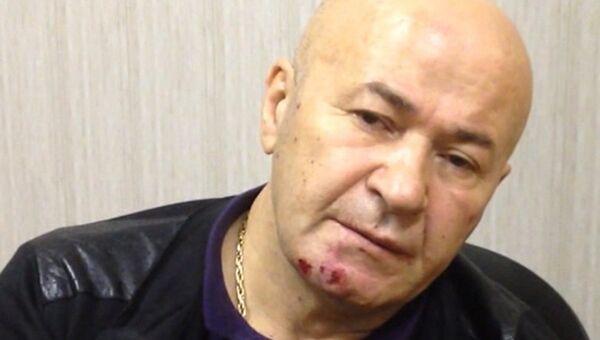 В Москве задержан вор в законе Резо Бухникашвили