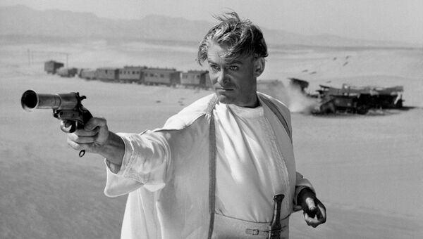 Кадр из фильма Лоуренс Аравийский (1962)