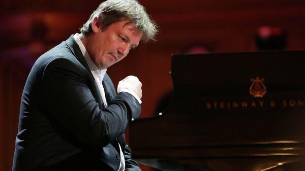 Пианист Борис Березовский. Архивное фото