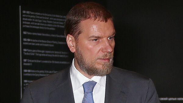 Председатель совета директоров ОАО Промсвязьбанк Алексей Ананьев, архивное фото