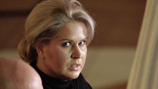Экс-глава департамента имущественных отношений Минобороны России Евгения Васильева, архивное фото