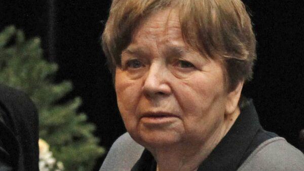Аделаида Карпелюк, архивное фото