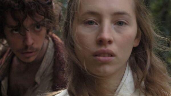 Кадр из фильма В лесной глуши