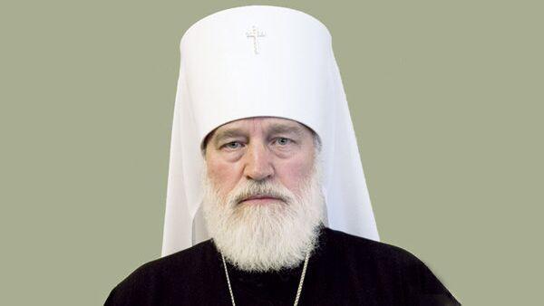 Патриарший экзарх всея Беларуси, митрополит Минский и Заславский Павел