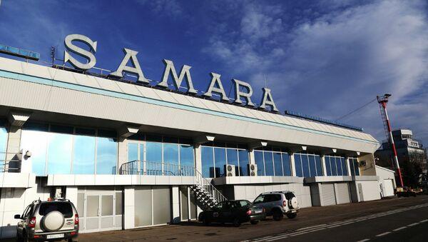 Аэропорт Курумоч в Самаре, архивное фото