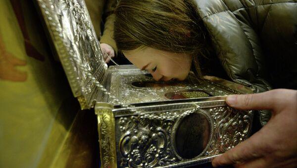 Дары волхвов впервые привезли в Москву
