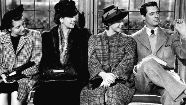 Кэри Грант в фильме Подозрение, 1941 год